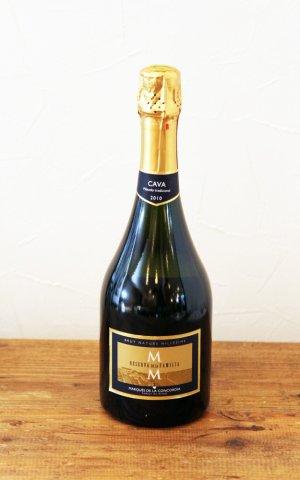 画像1: 【白・辛口スパークリングワイン/スペイン】 カバ レセルバ ファミリア 750ml