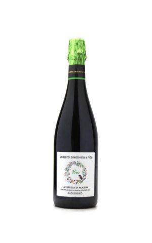 画像1: ランブルスコ  ビオ 【赤・スパークリングワイン/イタリア】750ml