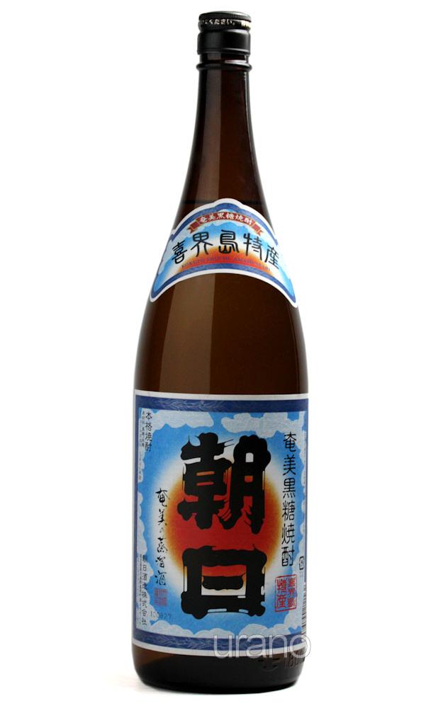 【黒糖焼酎】 朝日 30度 1.8L