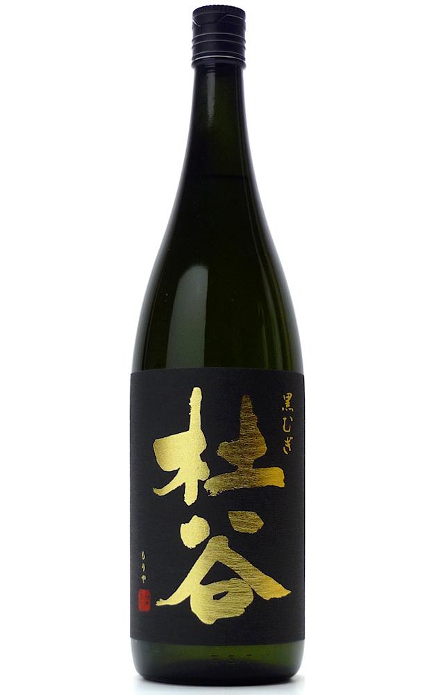 【麦焼酎】 杜谷 黒むぎ 25度 1.8L
